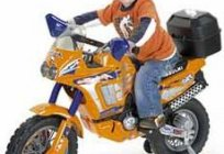 What are the advantages of motorcycles for children