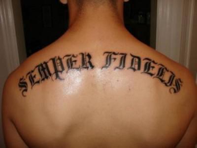 Napisy Tatuaże łacina Tłumaczenia Dla Dziewczyn