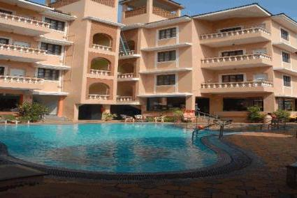 ticlo resort calangute 2