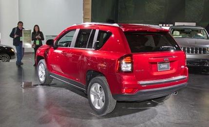 Jeep Compass fl водгукі