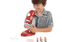 How to choose and where to buy a children's microscope. Toy microscope (photo)