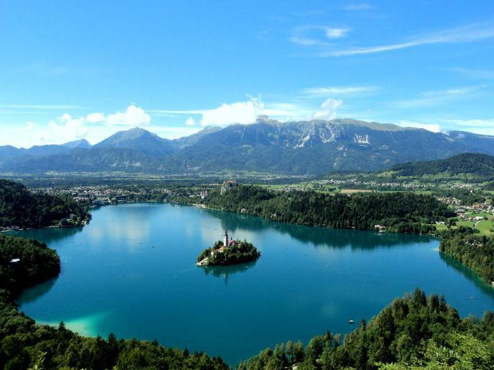 See Bled Slowenien