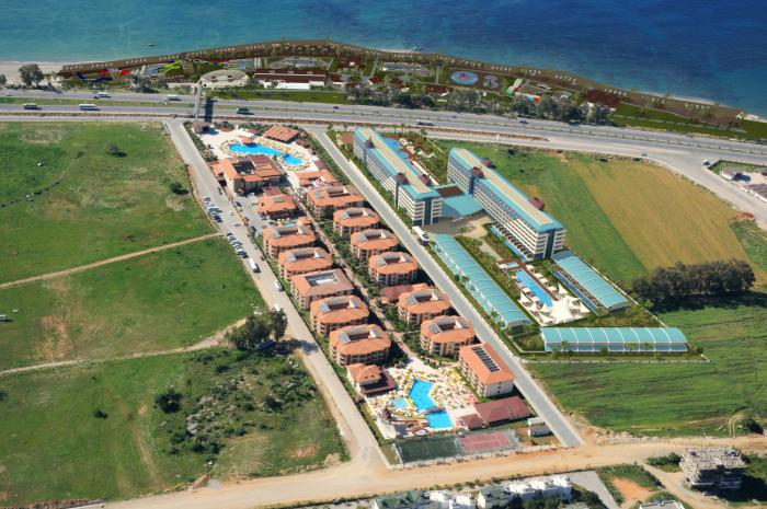 Eftalia Splash Resort 5 водгукі 2014
