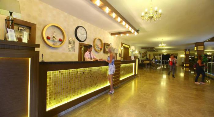 Eftalia Splash Resort 5 водгукі