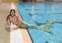 How to become a mermaid right now? How to become a mermaid: how